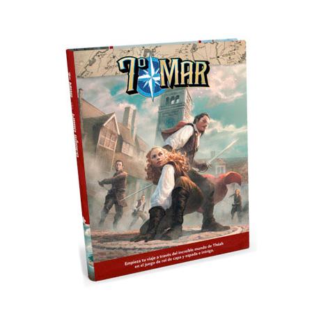 7º Mar - 2ª Edición - Opción Héroe