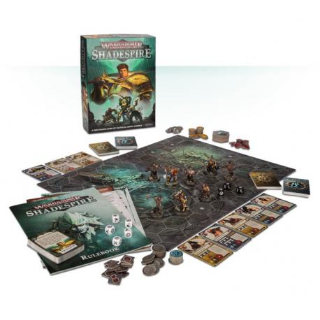 Warhammer Underworlds: Shadespire - Español