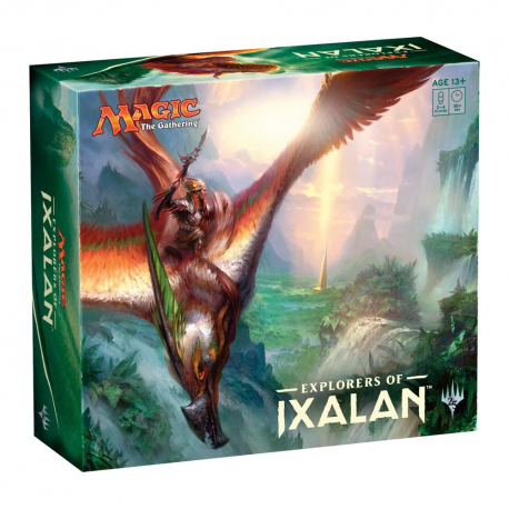 Magic the Gathering Explorers of Ixalan - Inglés