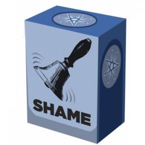 Legion - Deckbox - Shame