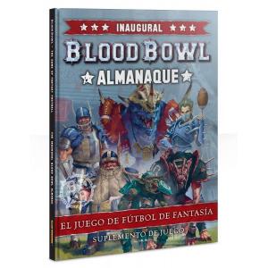 Blood Bowl - Almanaque Inaugural - Español
