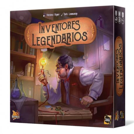 Inventores Legendarios