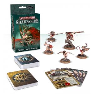 Warhammer Underworlds: Shadespire - Enjambre de Spiteclaw