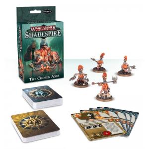 Warhammer Underworlds: Shadespire - Los hachas escogidas