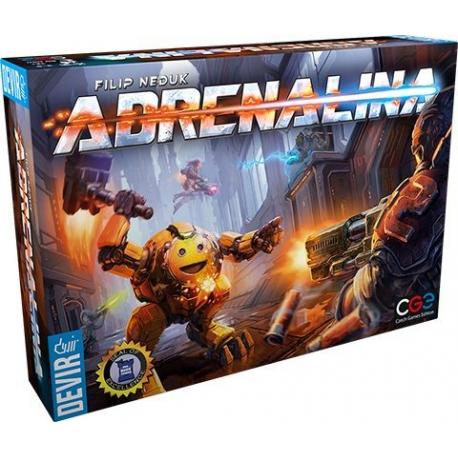 Adrenalina - Castellano