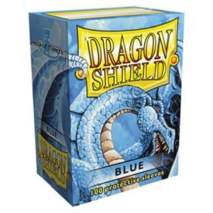 Fundas Dragon Shield - Azul (100 uds)