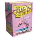Fundas Dragon Shield - Rosa (100 uds)
