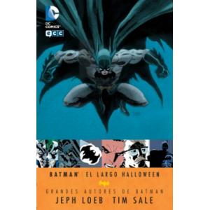 Batman: El largo halloween (Grandes autores de Batman: Jeph Loeb y Tim Sale) (Tercera edición)