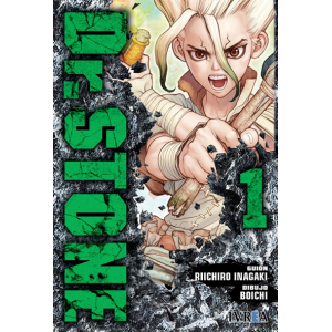Dr. Stone Nº 01 - Stone World