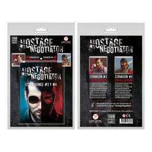 Hostage - El Negociador: Expansiones 3 y 4