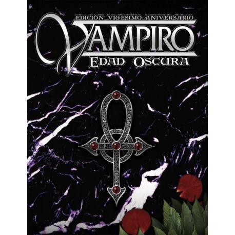 Vampiro: Edad Oscura Vigésimo Aniversario - Manual Básico
