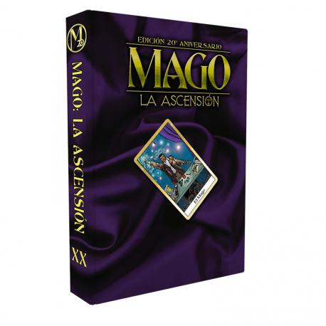 Mago: La Ascension Edición 20º Aniversario - Nivel Aprendiz