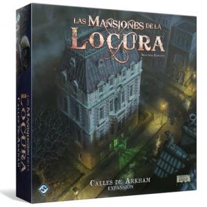 Calles de Arkham - Las Mansiones de la Locura 2ª Edición
