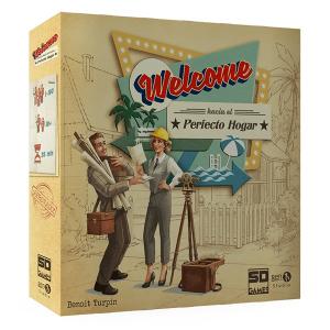 Welcome Hacia el Perfecto Hogar - Juego de mesa