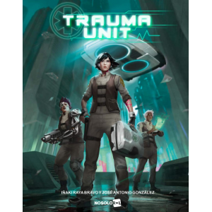 Trauma Unit - Libro Básico