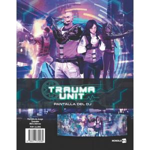 Trauma Unit - Pantalla del DJ