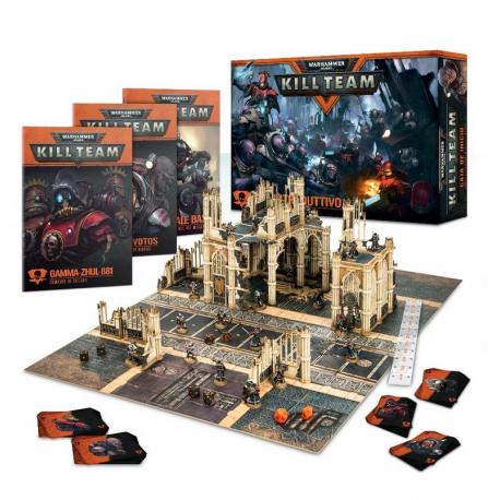 Warhammer 40,000: Kill Team Starter Set (castellano)