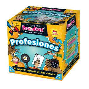 Brainbox - Profesiones