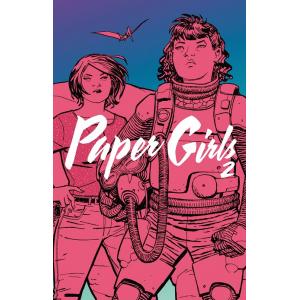 Paper Girls (Cartoné) nº 02 de 04