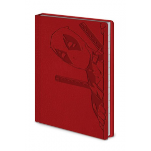 Libreta Deadpool Premium A6 Peek A Book
