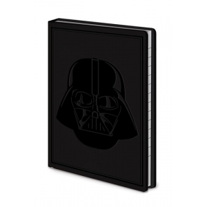 Libreta Star Wars Premium A6 Darth Vader