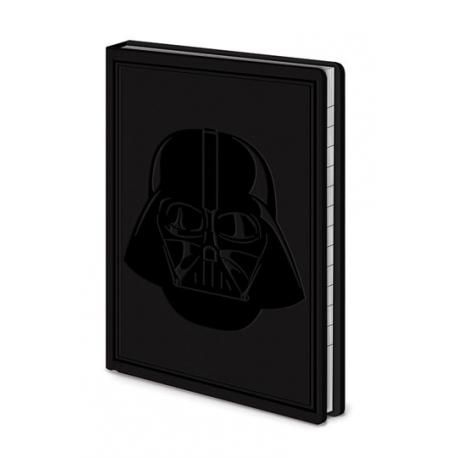 Libreta Star Wars Premium A6 Darth Vader