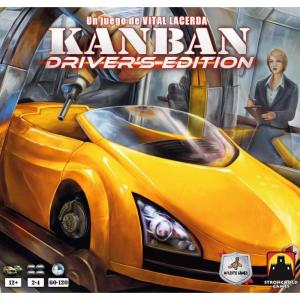 Comprar Kanban Driver's edition - Castellano