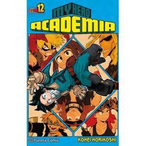 Comprar My Hero Academia nº 12