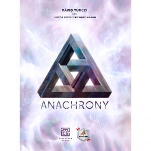 Pack Anachrony - Juego Básico + Expansion Exotrajes - Castellano