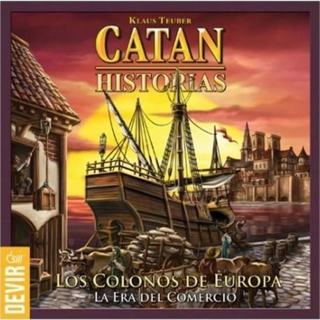 Catan Historias: Colonos de Europa