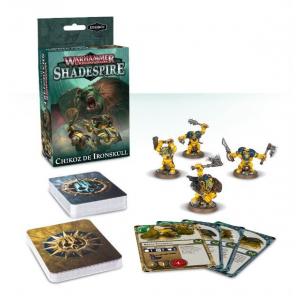 Comprar Warhammer Underworlds: Chikoz de Ironskull - Castellano