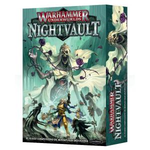 Comprar Warhammer Underworlds: Nightvault - Castellano