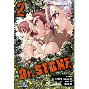 Dr. Stone Nº 02 - Stone World