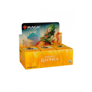 Magic TG - Caja de sobres Guilds of Ravnica - Inglés