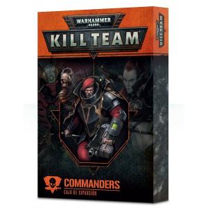 Comprar Warhammer 40,000: Kill Team: Expansión Commanders (castellano)
