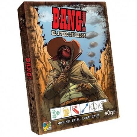Bang! El juego de dados