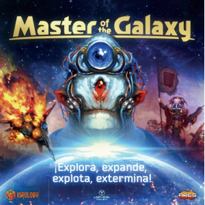 MASTER OF THE GALAXY (CASTELLANO, version KICKSTARTER)