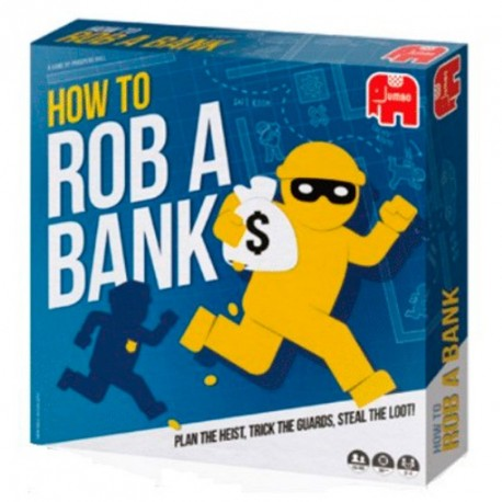 How to Rob a Bank - Castellano