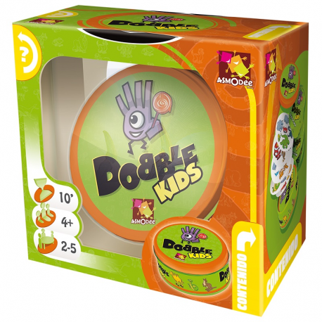 Compra Dobble Kids Castellano
