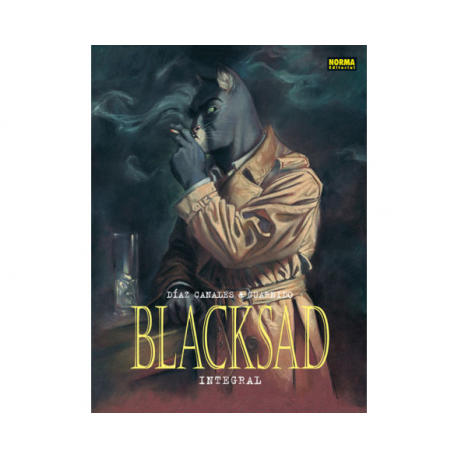 Blacksad - Integral vol 1 al 5 - Castellano