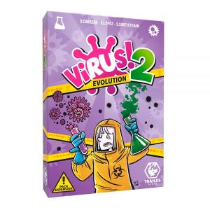 Comprar Virus! 2 Evolution (Expansión)