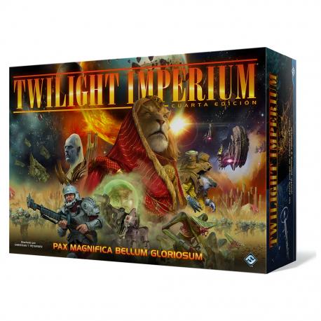Comprar Twilight Imperium Cuarta Edición
