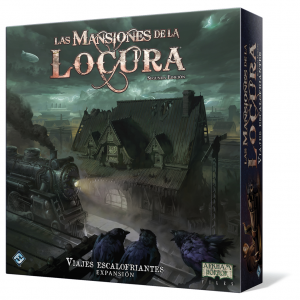 Viajes Escalofriantes - Las Mansiones de la Locura 2ª Edición