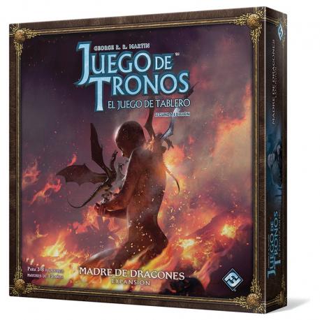 Comprar Madre de Dragones Expansion Juego de Tronos: El Juego de Tablero