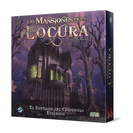 El Santuario del Crepúsculo - Las Mansiones de la Locura 2ª Edición