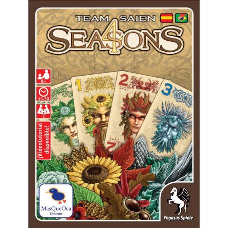 4 Seasons - Edicion en Español