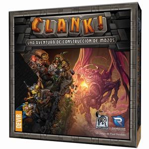 Clank! - Juego de mesa