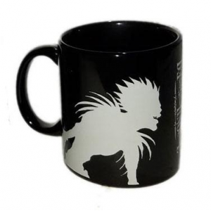Death Note Taza sensitiva al calor Lootcrate Exclusive