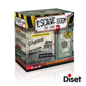Escape Room 2. The Game - Español