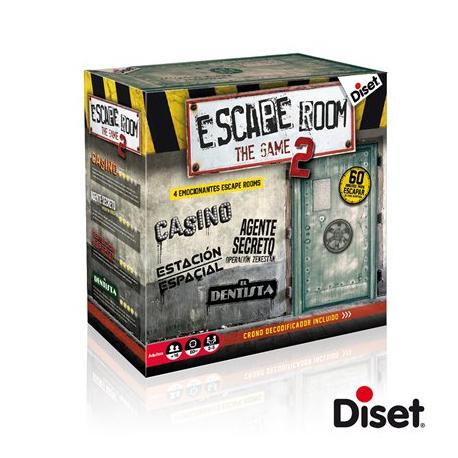 Escape Room 2. The Game - Español